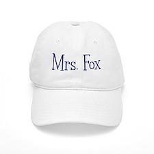 Mrs. Fox Cap