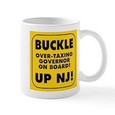 BUCKLE UP NJ! Mug