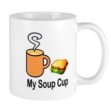 Unique Tomato soup Mug