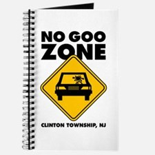NO GOO ZONE Journal
