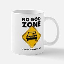 NO GOO ZONE Mug