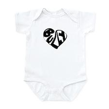 Bully Lover Infant Bodysuit