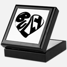 Bully Lover Keepsake Box