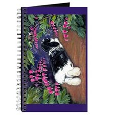Rabbit note pad Journal