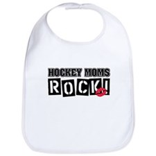 Hockey Moms Bib
