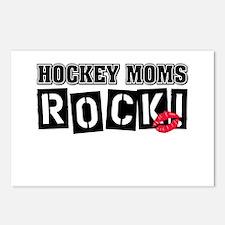 Hockey Moms Postcards (Package of 8)