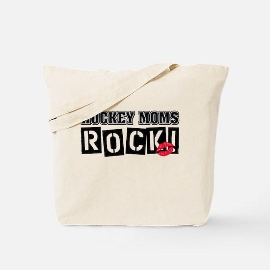 Hockey Moms Tote Bag