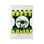 Play Free Online Chess Rectangle Magnet (100 pack)
