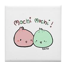Mochi Mochi Tile Coaster