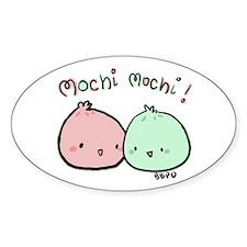 Mochi Mochi Decal