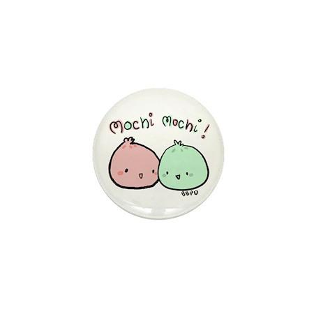 Mochi Mochi Mini Button