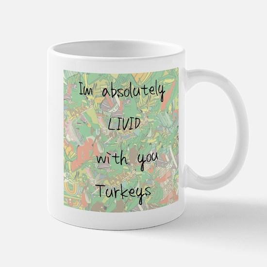 Livid Mugs