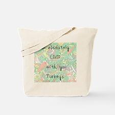Cute Conchords Tote Bag