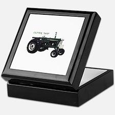 Oliver tractors Keepsake Box