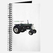 Oliver tractors Journal