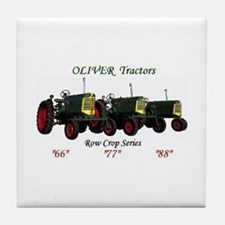 Oliver Trio 66,77,88 Tile Coaster