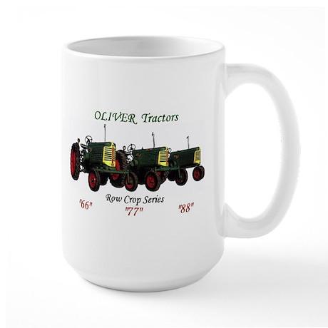 Oliver Trio 66,77,88 Large Mug