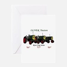 Oliver Trio 66,77,88 Greeting Card