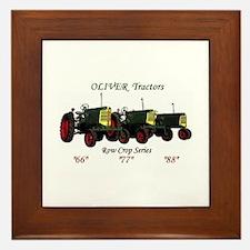 Oliver Trio 66,77,88 Framed Tile