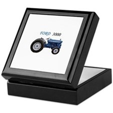 3000 Ford Keepsake Box
