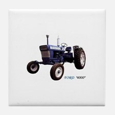 Ford 4000 Tile Coaster
