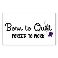 Quilter Stickers