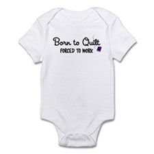 Quilter Infant Bodysuit