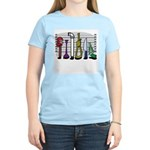 The Usual Suspects Women's Light T-Shirt