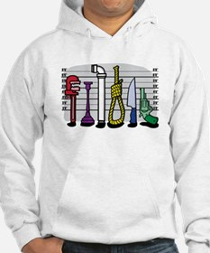 The Usual Suspects Hoodie