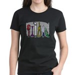 The Usual Suspects Women's Dark T-Shirt