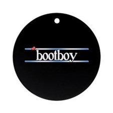 Bootboy Ornament (Round)