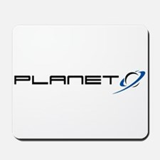 Planet 9 Logo Mousepad