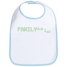 Family++ Bib