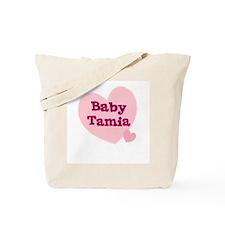 Baby Tamia Tote Bag