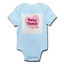 Baby Tamia Infant Creeper