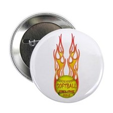 """Feel the fire 2.25"""" Button (10 pack)"""