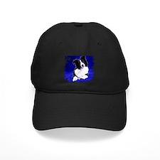 border collie holiday designs Baseball Hat
