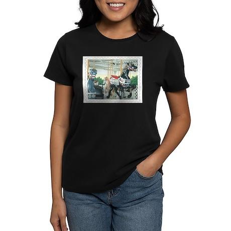 Carousel Women's Dark T-Shirt