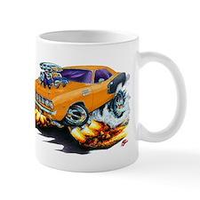 1971-72 Hemi Cuda Orange Car Mug