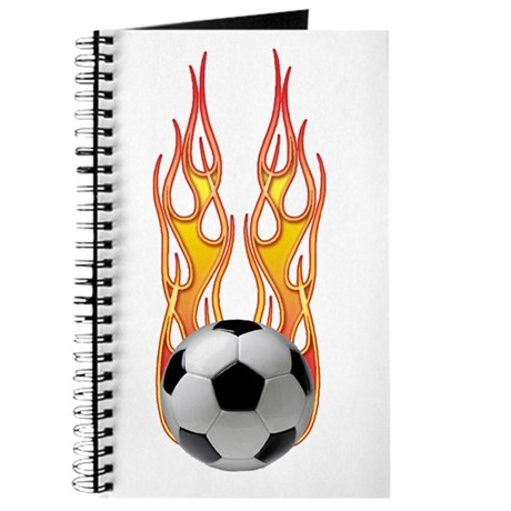 Soccer fire Journal
