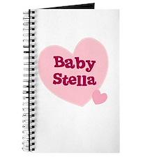 Baby Stella Journal