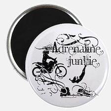Adrenaline Junkie Magnet