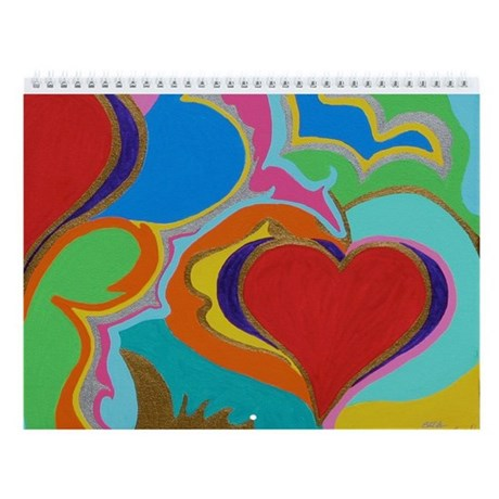 Fiji in my Heart Christmas Wall Calendar