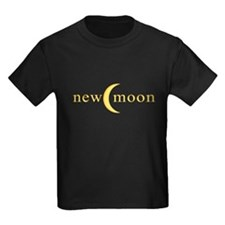 New Moon Crescent Logo T