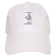 8 Seconds Baseball Cap