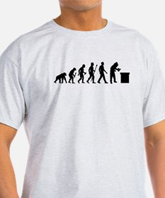 Beekeeping Evolution T-Shirt