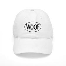WOOF Oval Baseball Cap