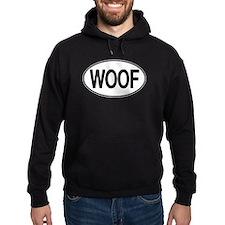 WOOF Oval Hoodie