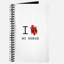 I Heart My Nurse Journal