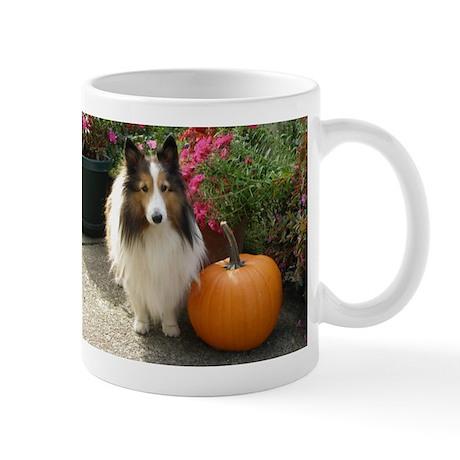 Pumpkin Girl Mug